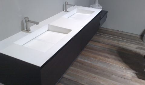 SOLID SURFACE in DESIGN WIT HI-MACS®